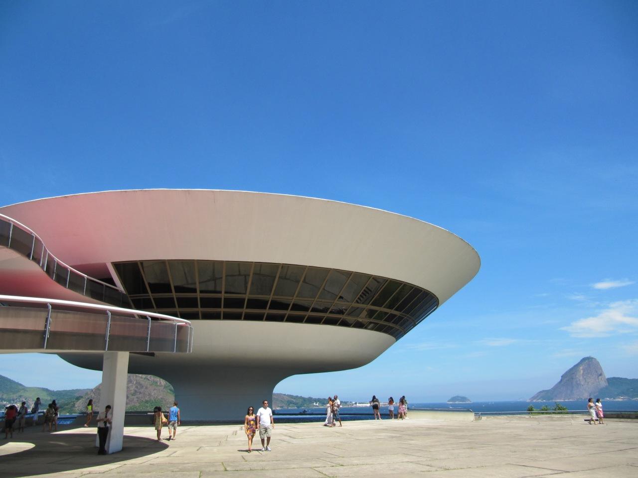 Museu de Arte Contemporanea (MAC)
